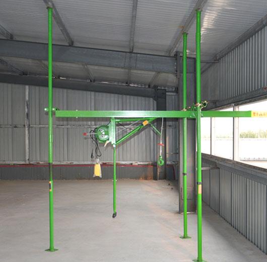 直滑吊机,室内小型吊机,直滑式吊运机